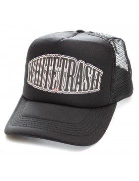 Toxico Whitetrash trucker cap black  7d60deab1d47
