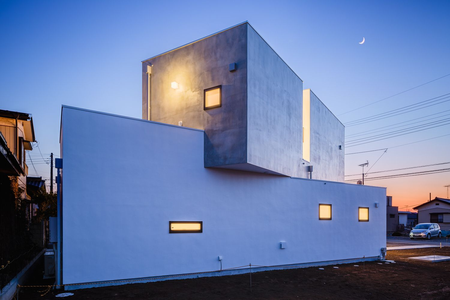 Gallery Of Shift Block / Kichi Architectural Design   1