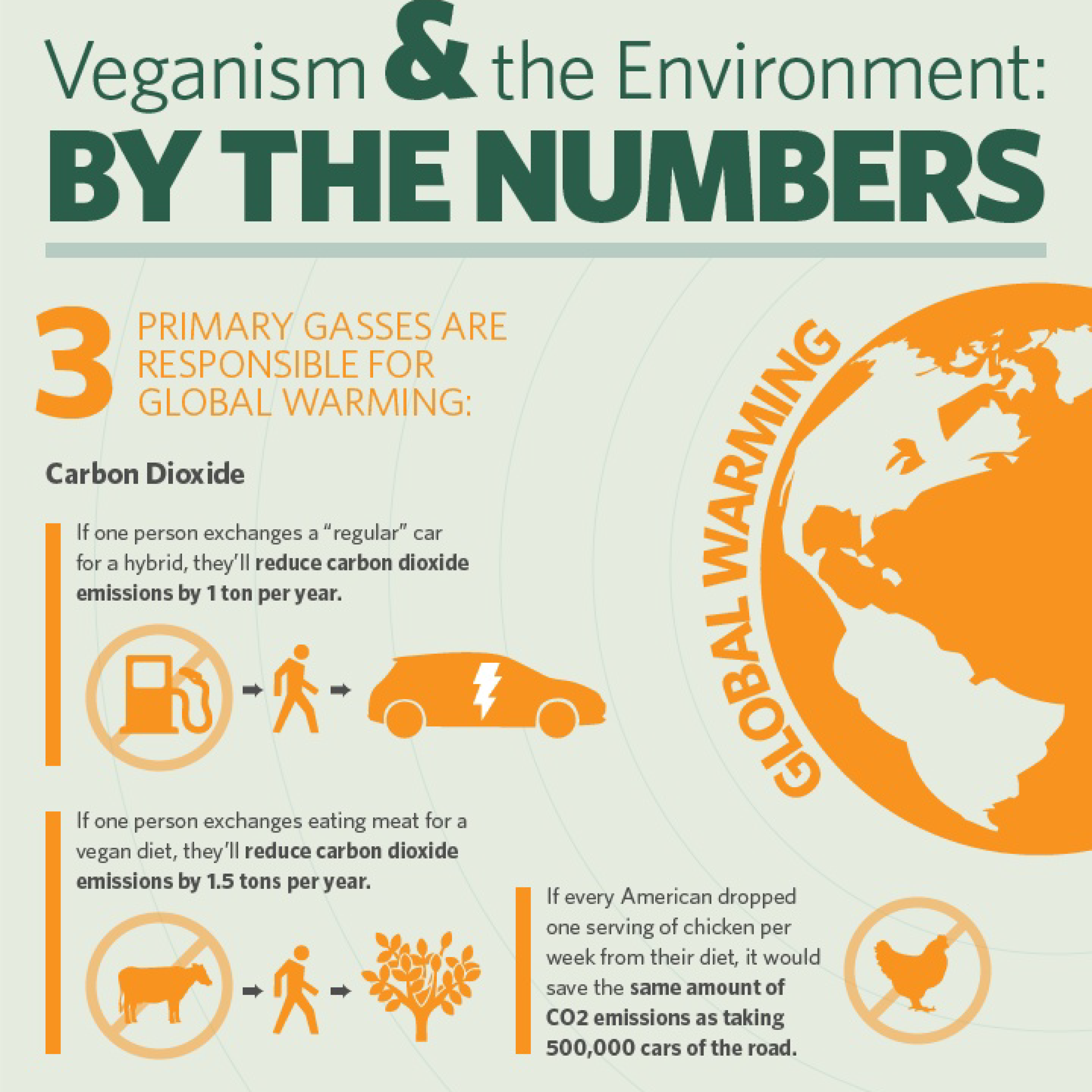 plant based diet to save the planet
