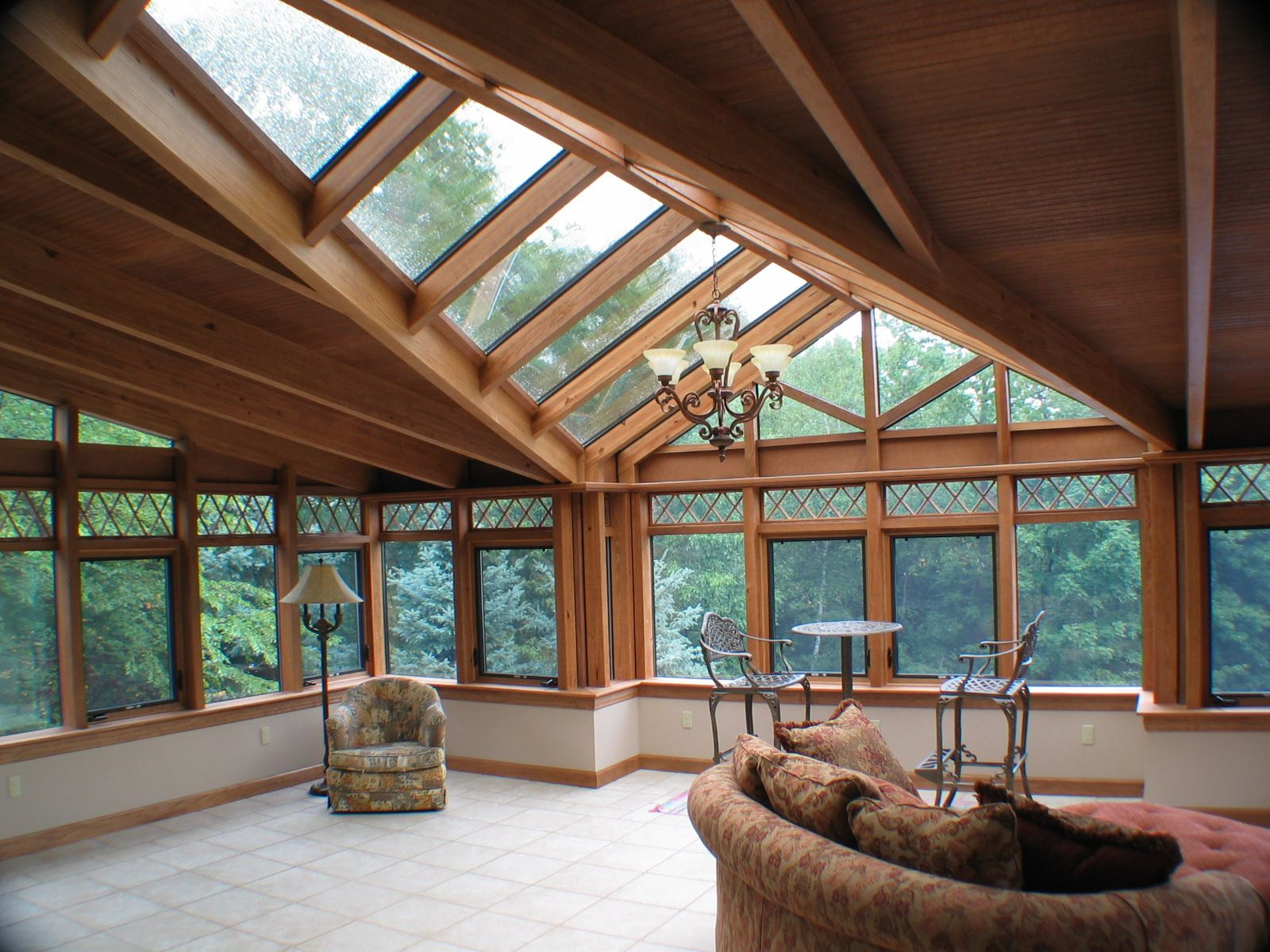 How I Did It: Installing a Skylight | Skylight, Mountain houses and Room