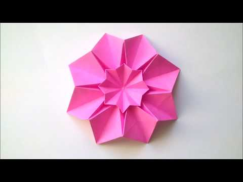 Star Blessilda By Alphonsus Nonog Origami Instruction Youtube In 2020 Origami Instructions Origami Sheets Origami Design