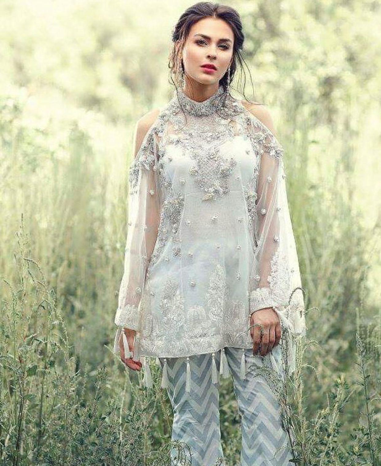 Pin By Fatima Tremasi On Women's Pakistani Wear