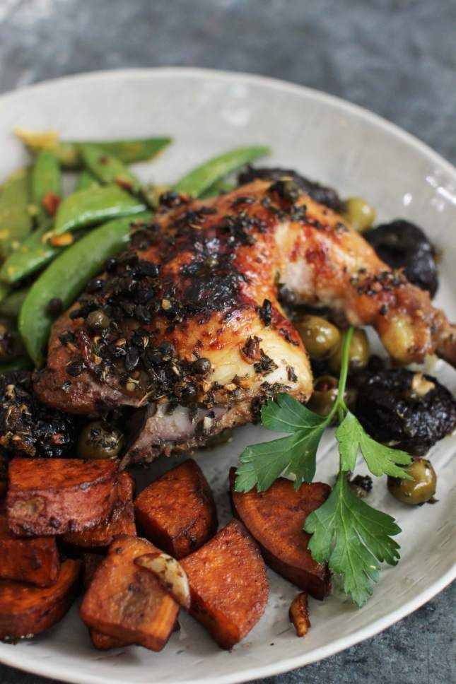 this is the iconic chicken recipe that you need in your life - Sheila Lukins Recipes