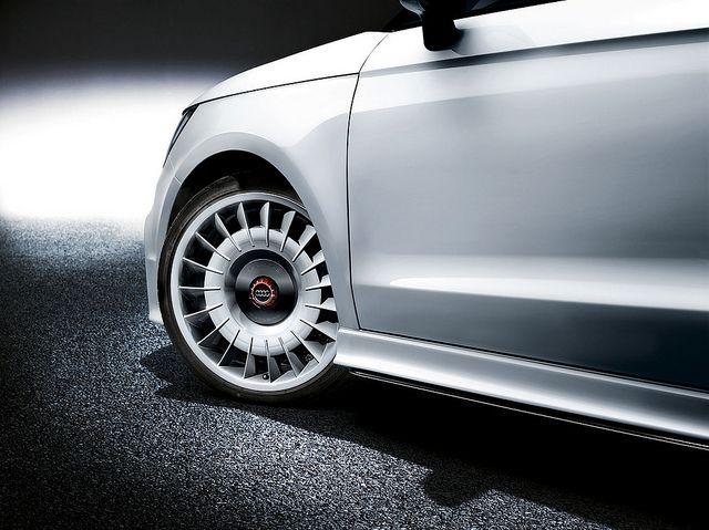 New Audi A1 Quattro Alloy Wheels