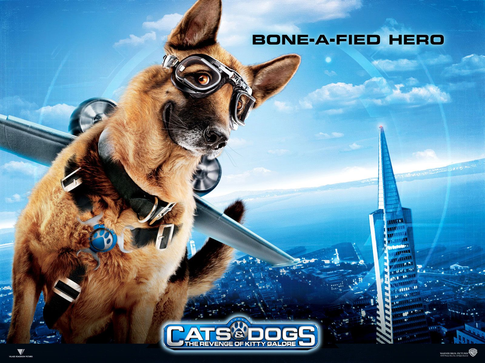 Watch Streaming HD Cats & Dogs The Revenge of Kitty