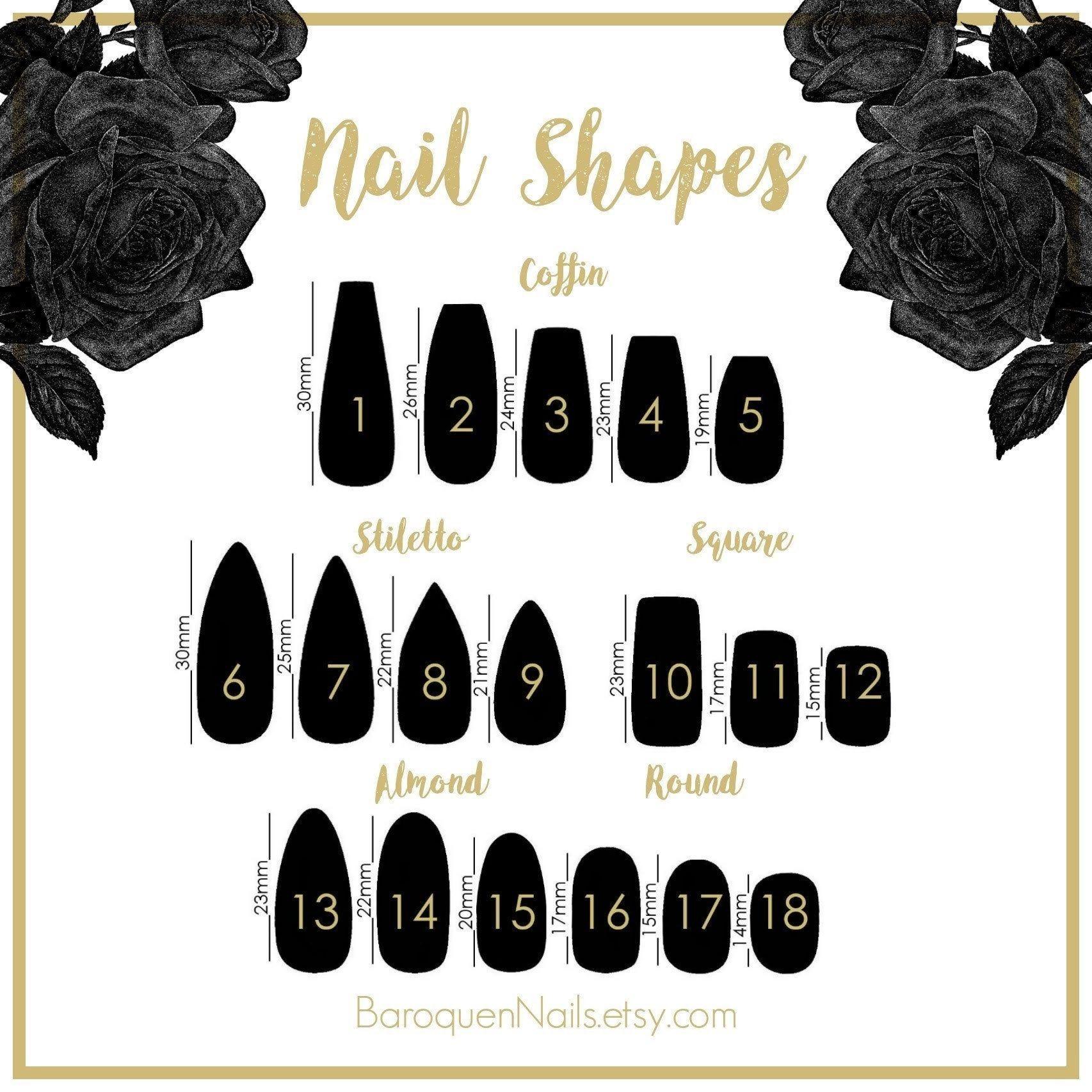 Pin on Press On Nails