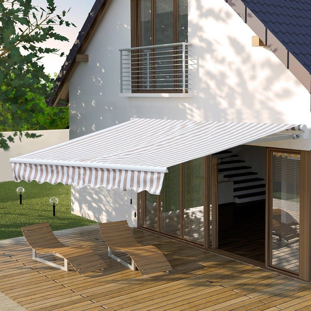 How To Replace And Awning Of An Rb