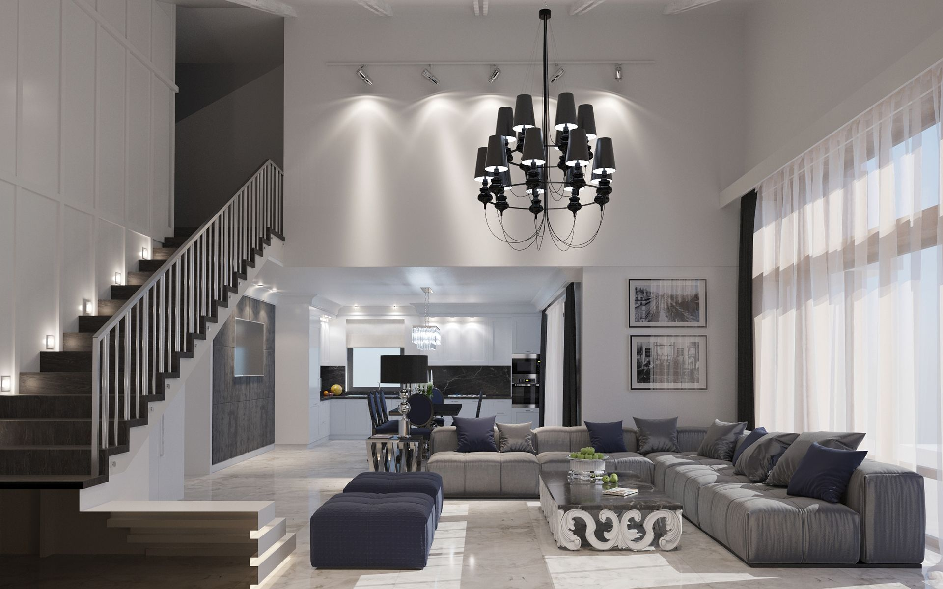 Types Of Spacious Modern Living Room Designs Which Arranged With Luxury And Gorgeous Interior Design Ideas In It Luxury Living Room Luxury Living Room Decor Luxury Living Room Designs Living room ideas luxury