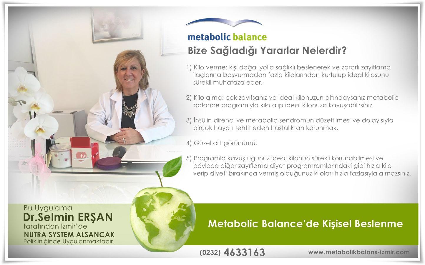 Metabolic Balance İle Zayıflama – Metabolic Balance Diyeti Listesi