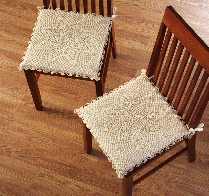 Dining Room Chair Cushions For Extra Comfortable You Chairs Home Fascinating Dining Room Chair Seat Pads Design Inspiration