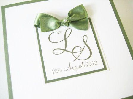 Luxury Handmade Wedding Invitations And Stationery