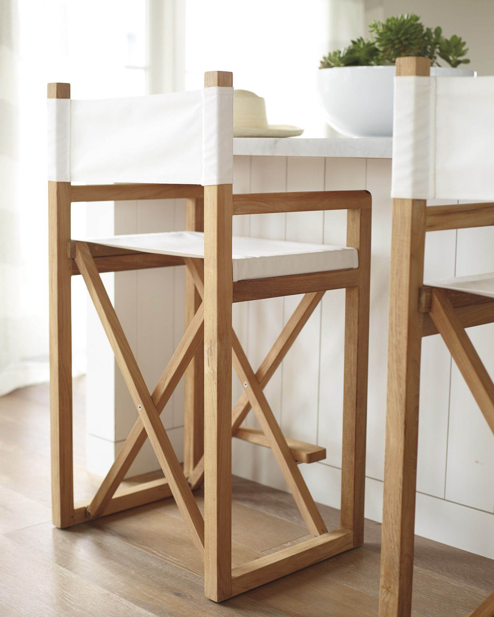Director S Counter Stool Bar Chairs Diy Modern Vintage