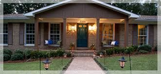 Adding A Gabled Porch To A Ranch Style Home Google Search This