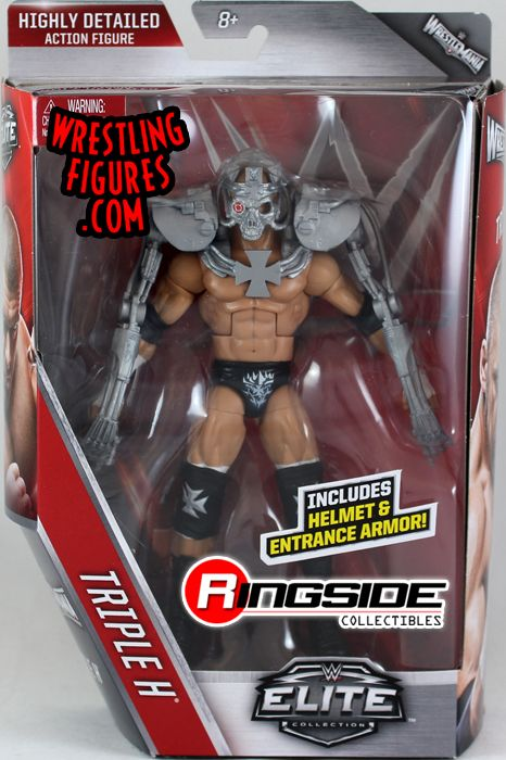 WWE Mattel Elite Triple H