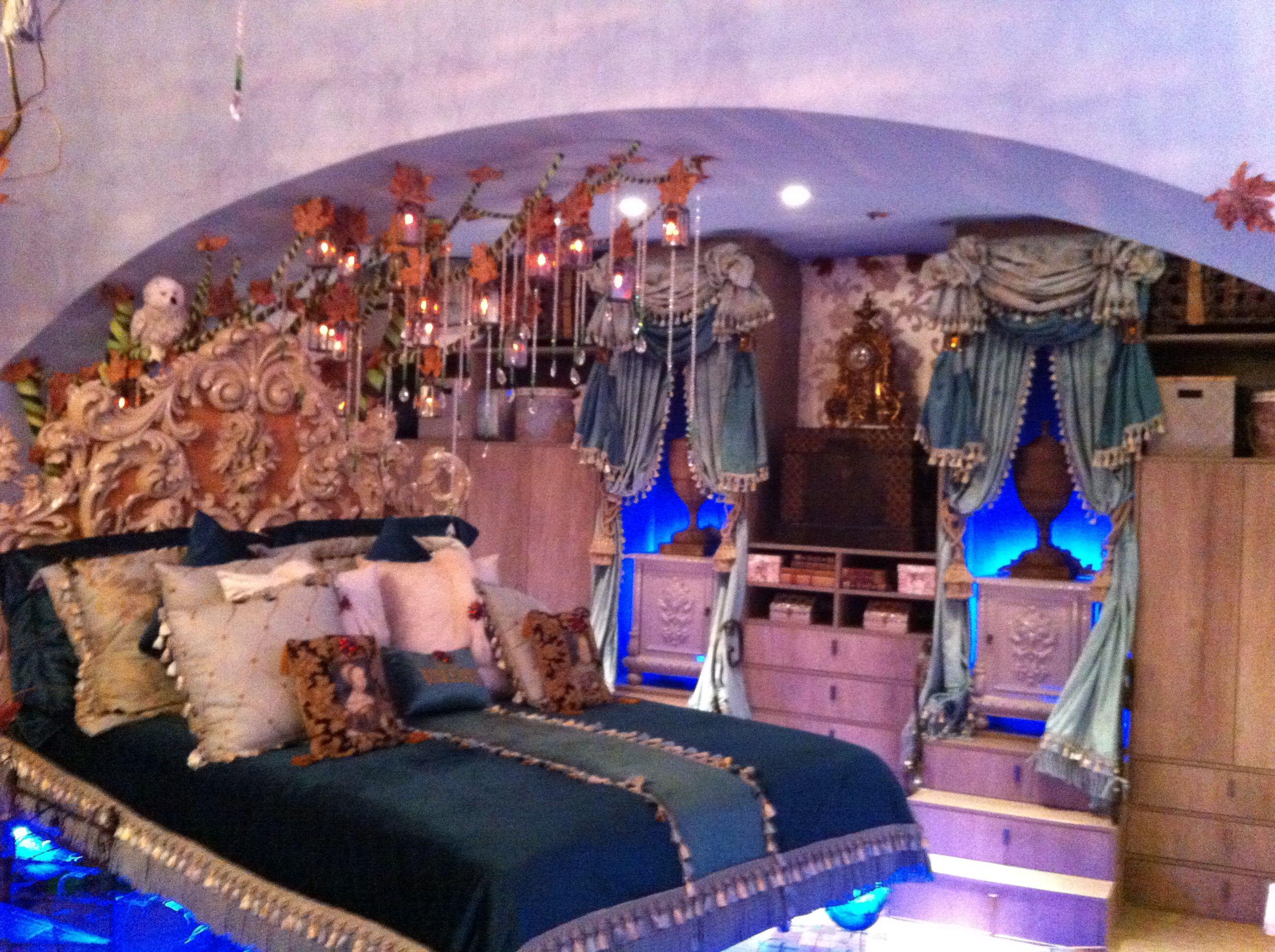 Fairytale Room. Fairytale RoomForest BedroomPrincess RoomThemed ...