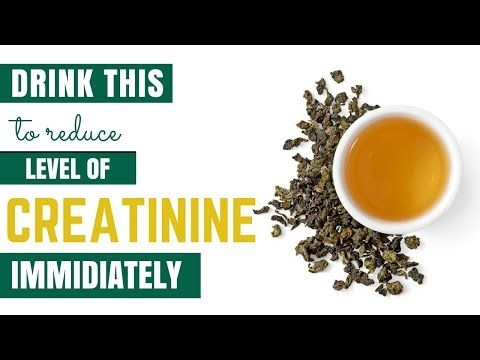 Home Remedies to Reduce High Creatinine Levels - YouTube