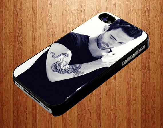 Adam Levine Tattoo Iphone 5 Case Custom Design By Dallasartdeco 15 80