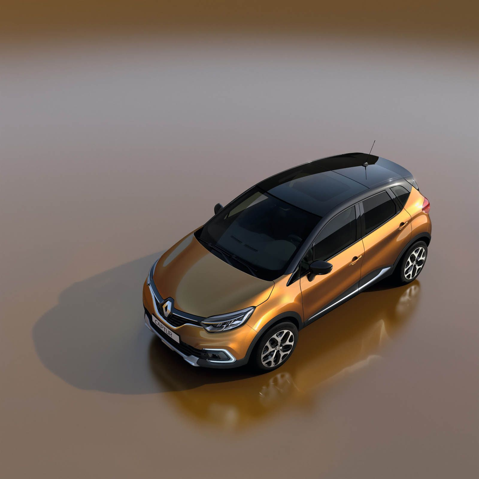 Renewed Renault Captur Goes To Geneva With A Multitude Of