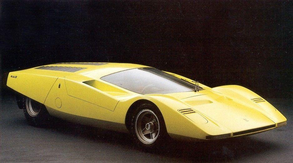 1969 Ferrari 512 S Berlinetta Speciale Pininfarina Concept With Images Concept Cars Vintage Futuristic Cars Concept Cars