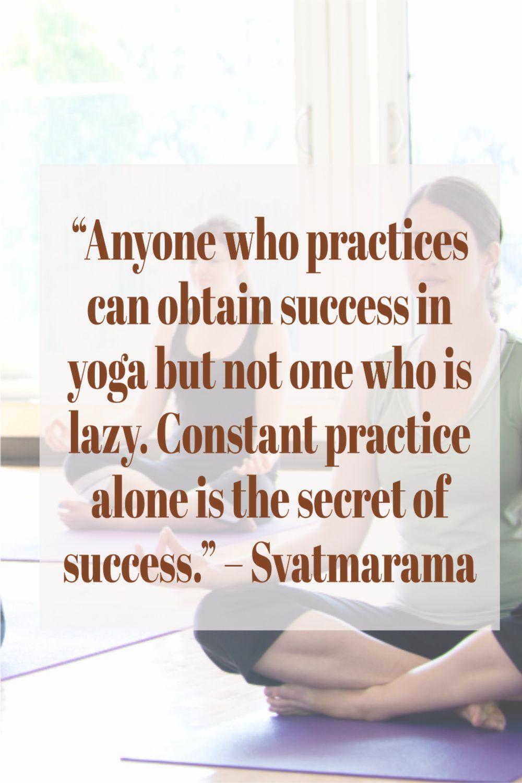 61 Inspiring Yoga Quotes