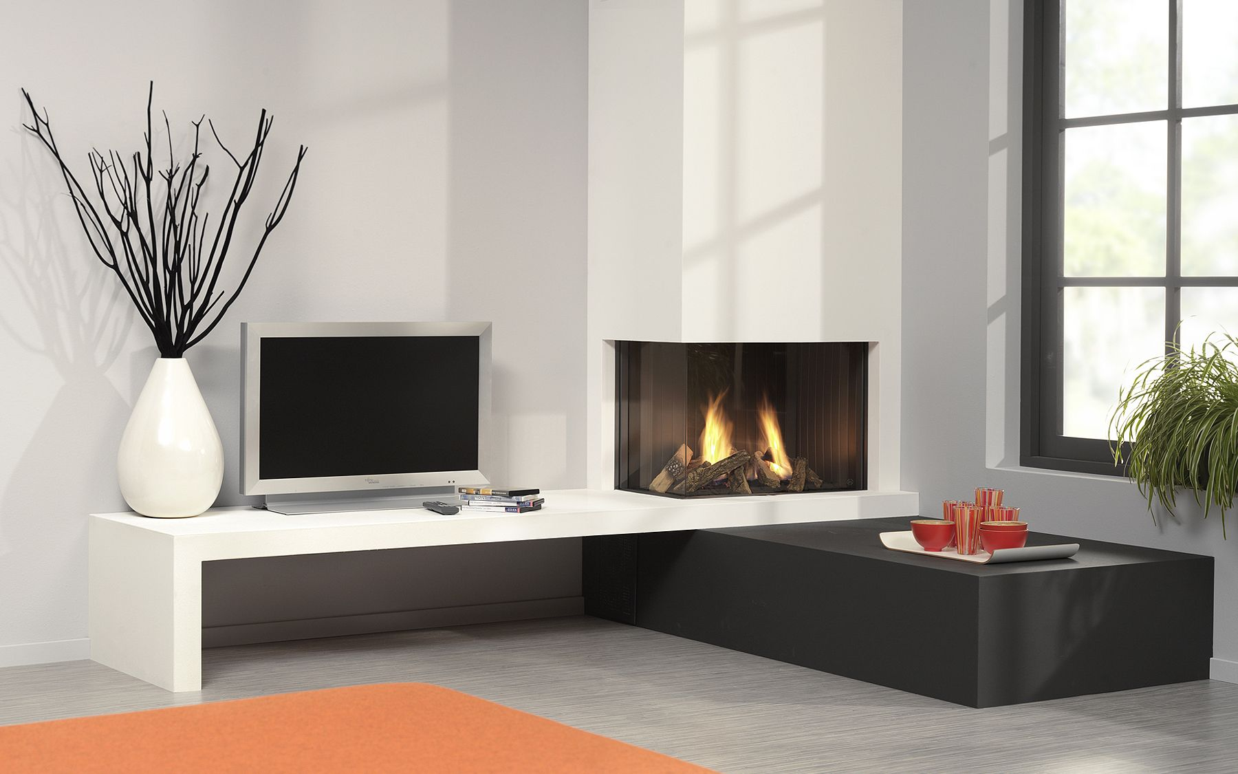 Luxury Contemporary Fireplaces Amp Stoves From Burning