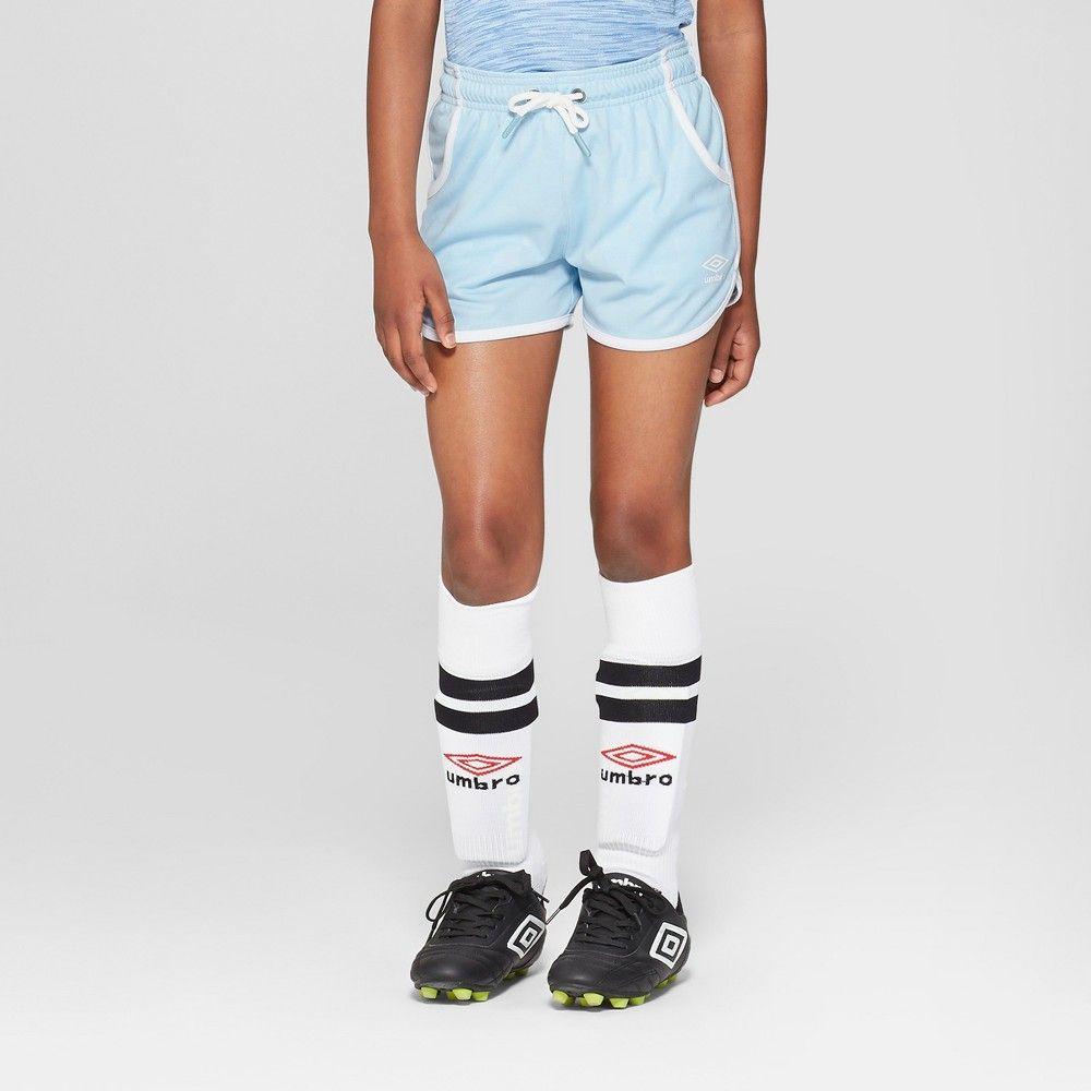 Umbro Girls Printed Leggings