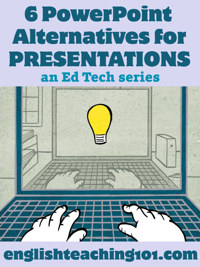 6 More Engaging Powerpoint Alternative For Presentations Interactive Presentation Presentation Ideas For School School Presentation Ideas