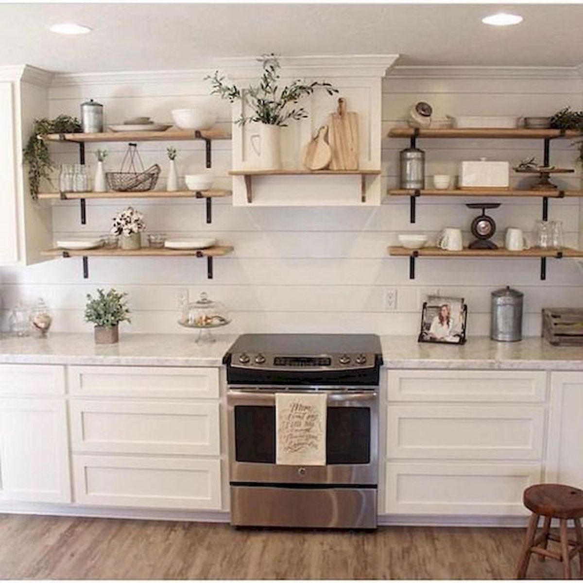 40 Best Modern Farmhouse Kitchen Decor Ideas And Design