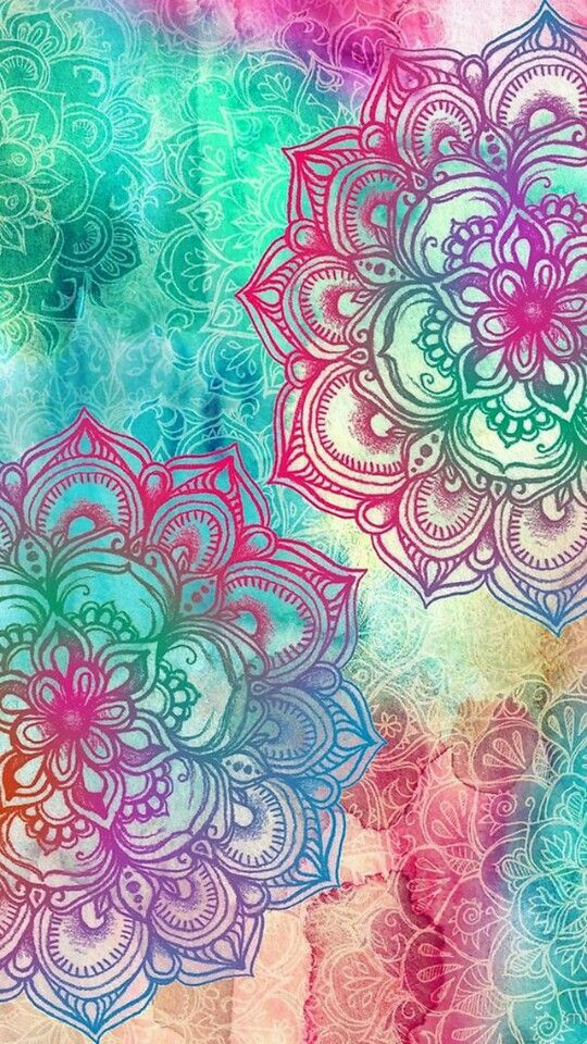 Pin by abigail persad on livelife pinterest wallpaper and inspiring image background mandala vintage wallpaper watercolor by bobbym resolution find the image to your taste voltagebd Gallery