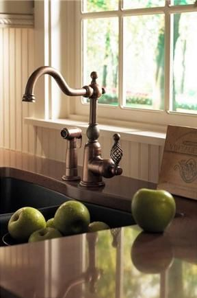 Trendy Finishes For Your New Kitchen Faucet