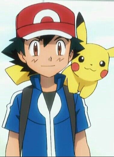 Pokemon Ash Ketchum, Ash