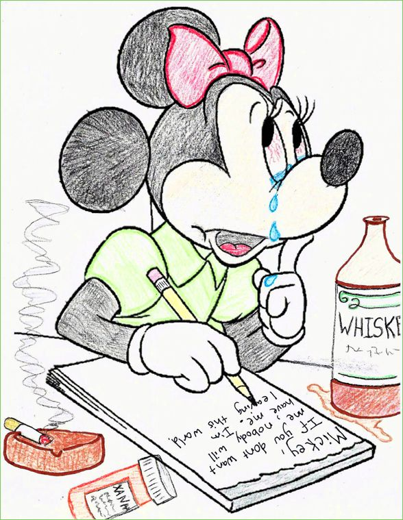 Guest Post Goodbye Mickey Thanks To Reddit User Swerv Guitar Fingers For This Page Share Your Own Coloringbookcorruptions