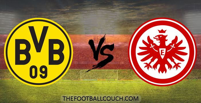 Watch Bundesliga Borussia Dortmund vs Eintracht Frankfurt Highlights & Full Match  http://ow.ly/VPfhA #BVBEIN