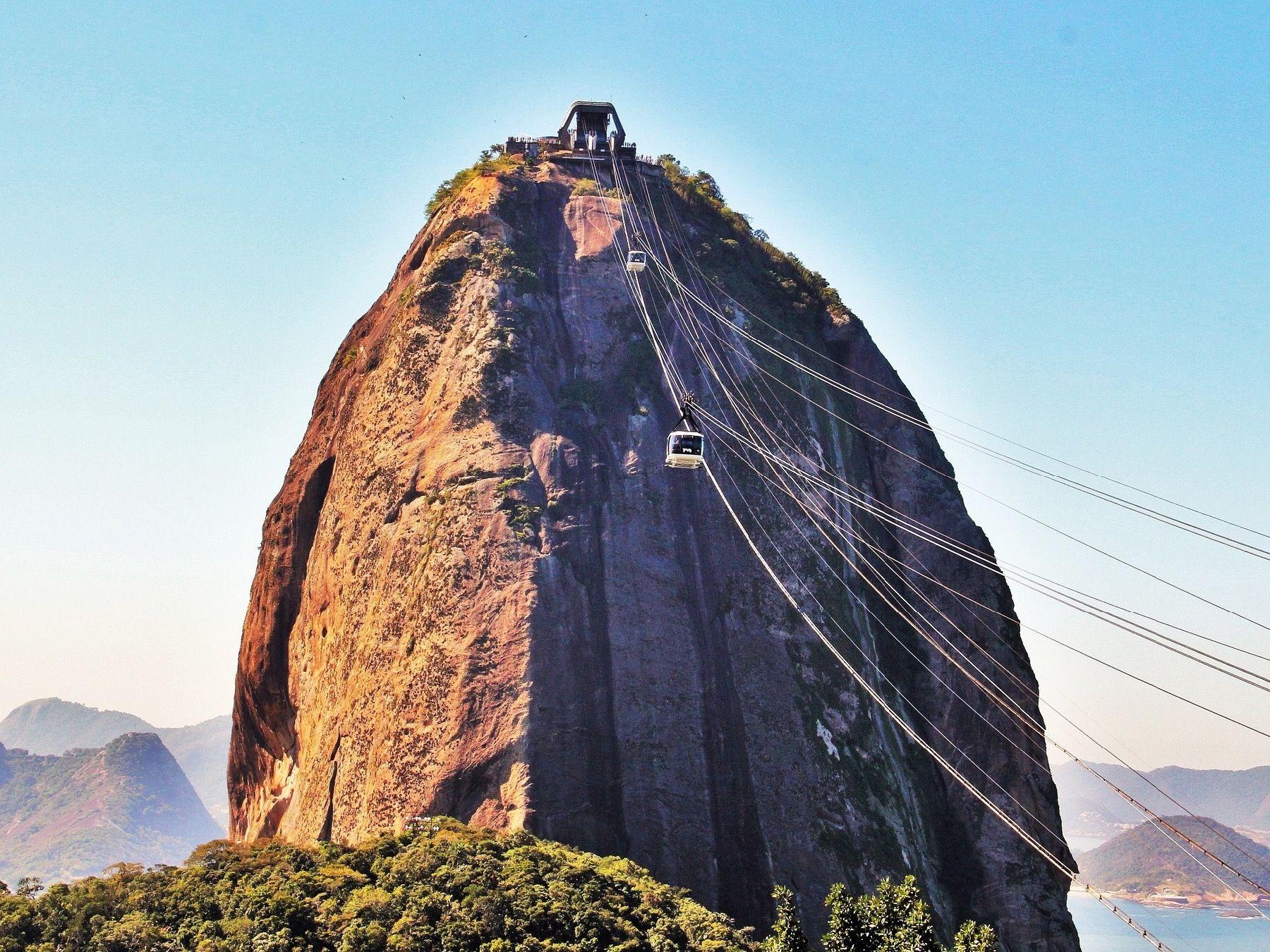 Zuckerhut Rio De Janeiro Brasilien Rio De Janeiro Rio Viagens