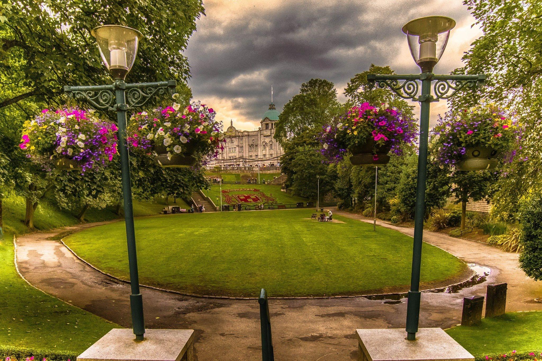 Union Terrace Gardens, Abz   Bonnie Scotland   Pinterest