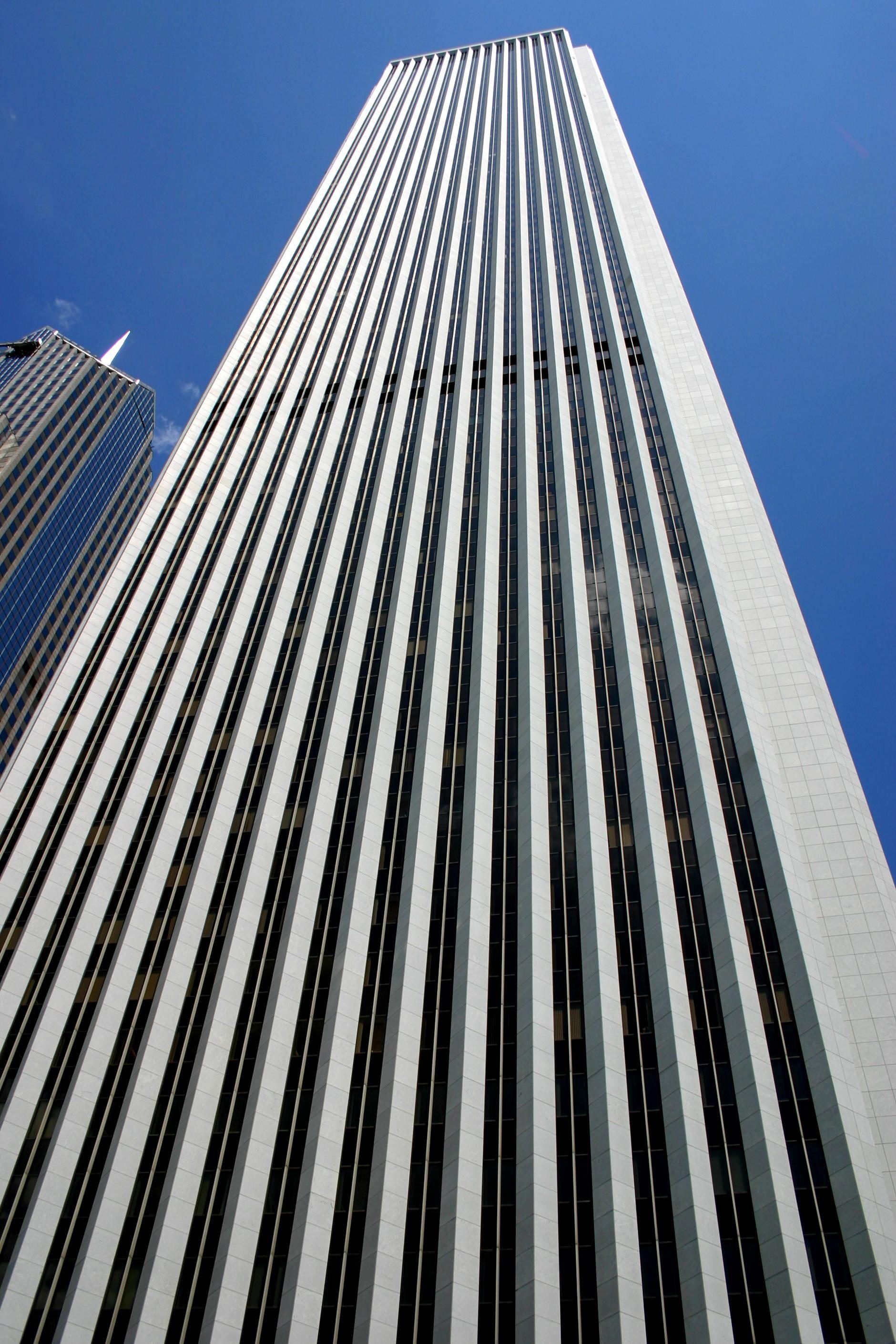 Favorite Skyscraper Big Stan Simple Minimalist A True