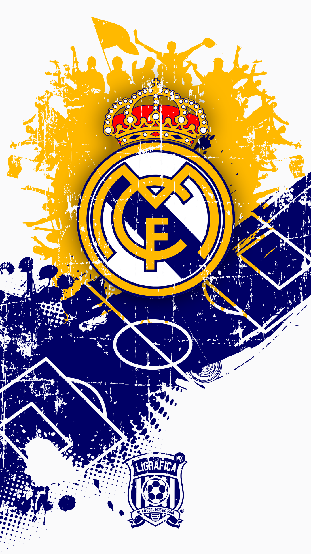 Real Madrid Pinteres
