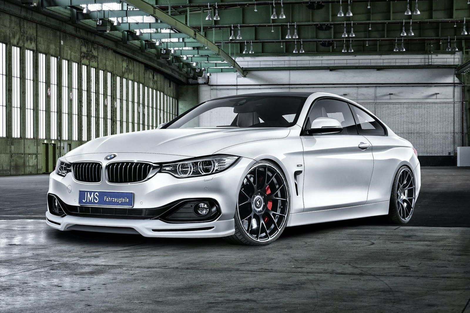 Jms Rolls Out Tune For New Bmw 4 Series Coupe And Convertibles