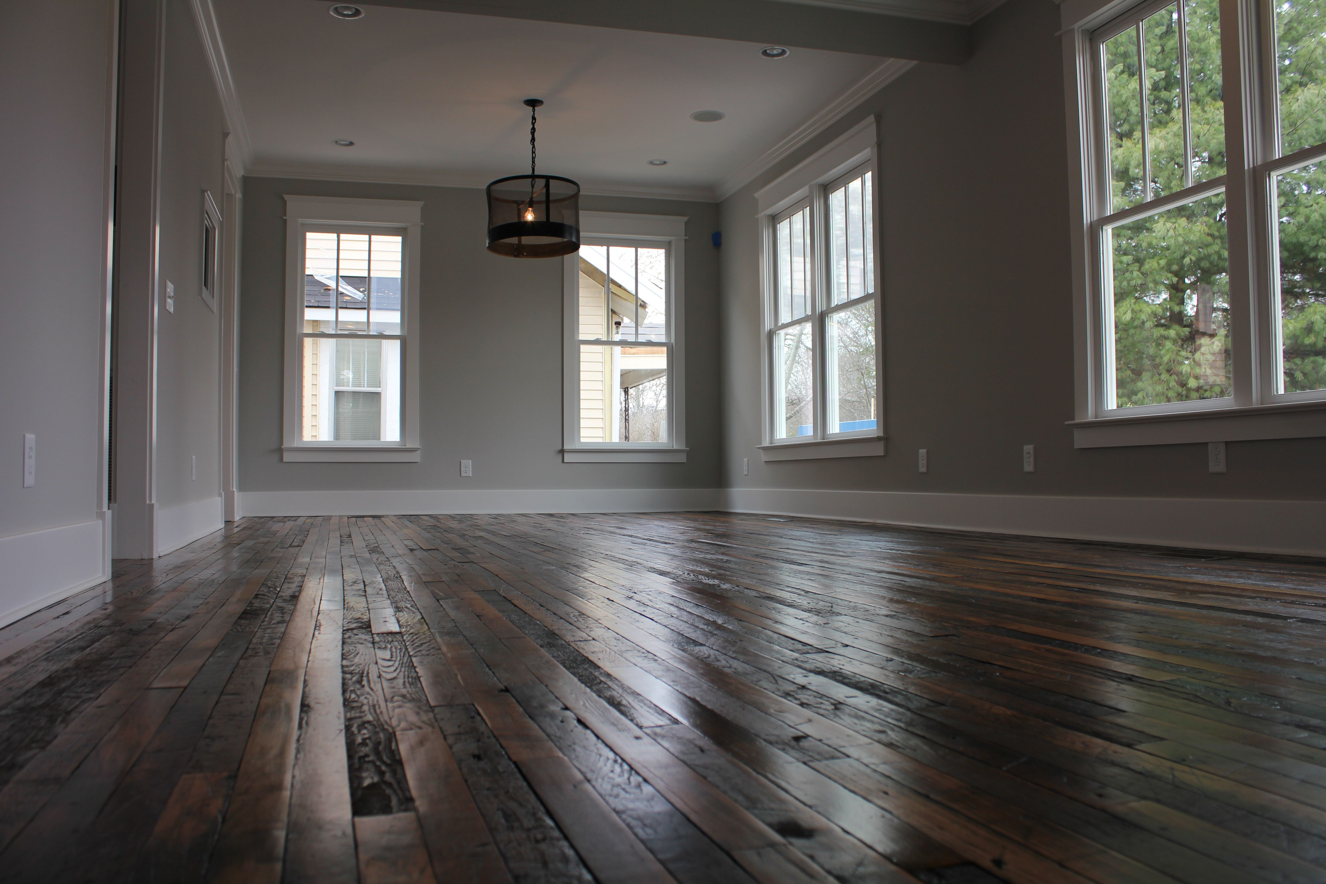 Best Reclaimed Wood Floors Gather Build Repose Gray 400 x 300