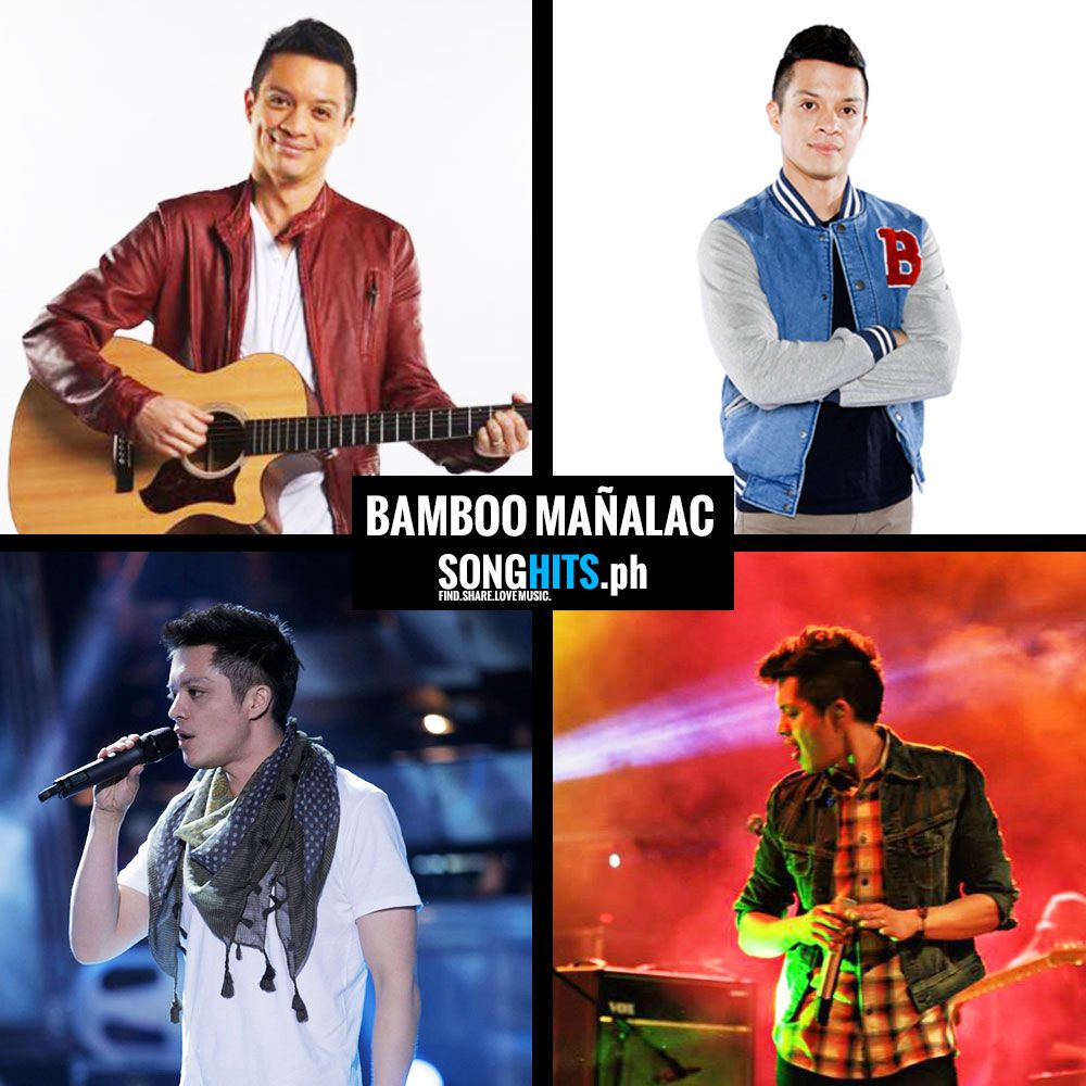 Listen to all the songs of bamboo httpsonghitsph
