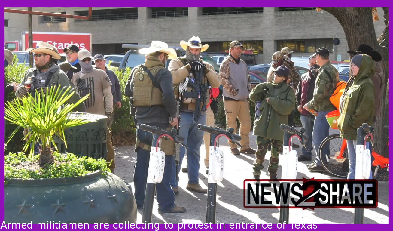 Public Freakout Armed Militiamen Are Collecting To Protest In Entrance Of Texas Capitol In In 2021 Yoga Pants Girls New Journey Collection