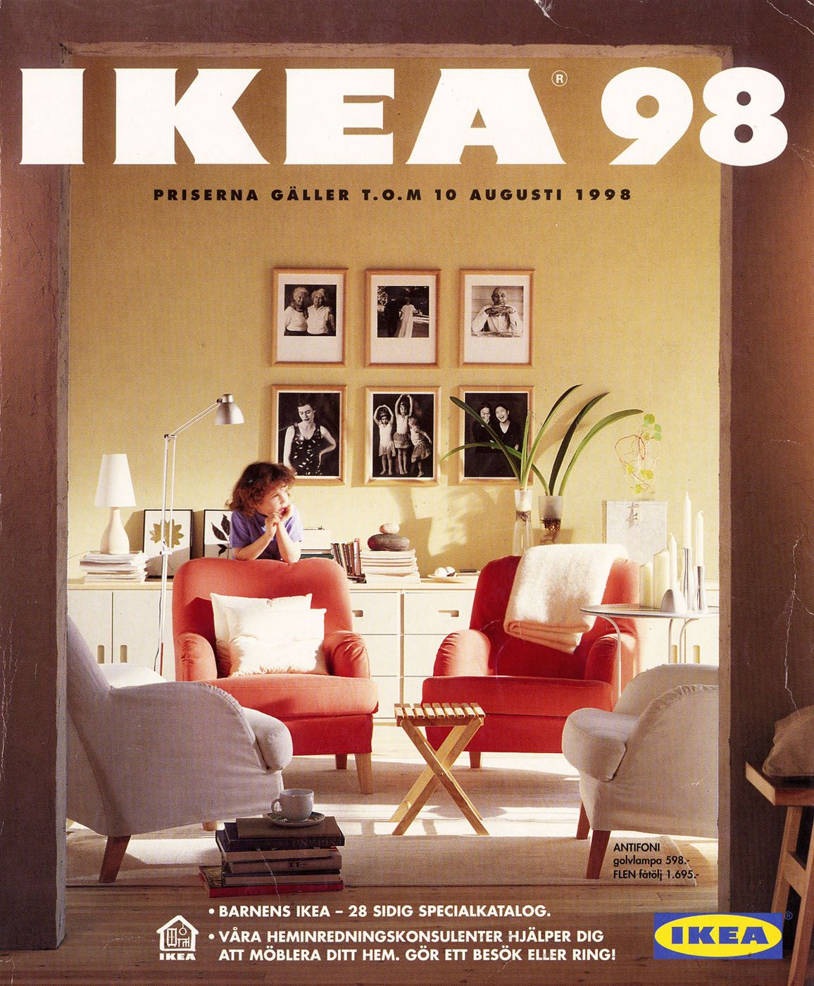 ikea 1998 home pinterest explore ikea catalogue catalog cover and more