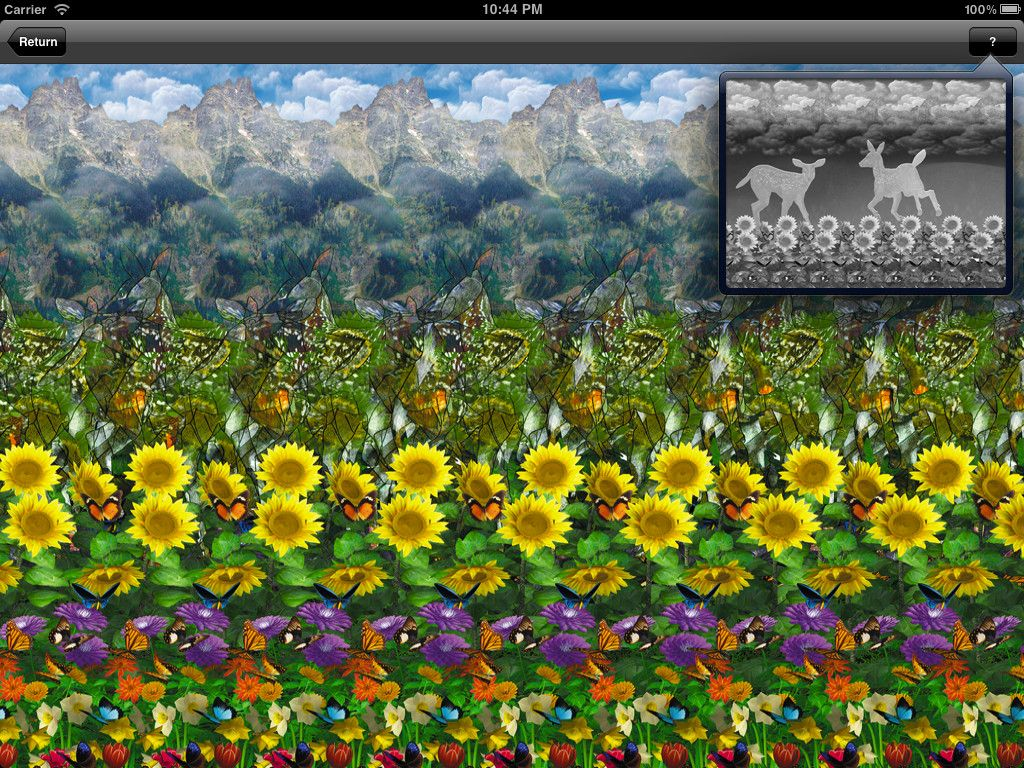 The Best Stereogram Pictures Ever | Source URL: http://www.high