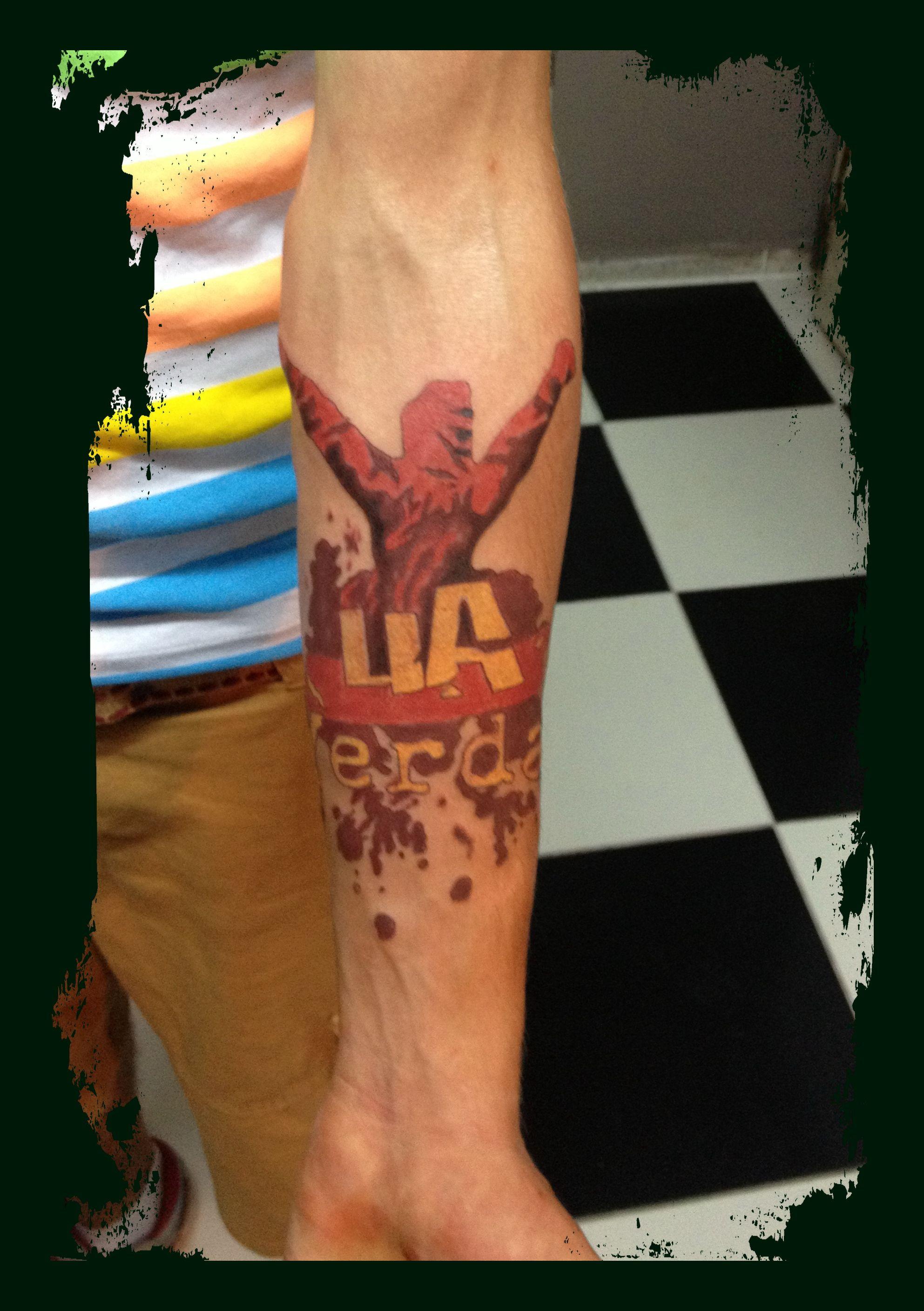Gaalatasaray Tattoo Ultraslan Tattoo Dovme Tattoo Kol Dovmeleri
