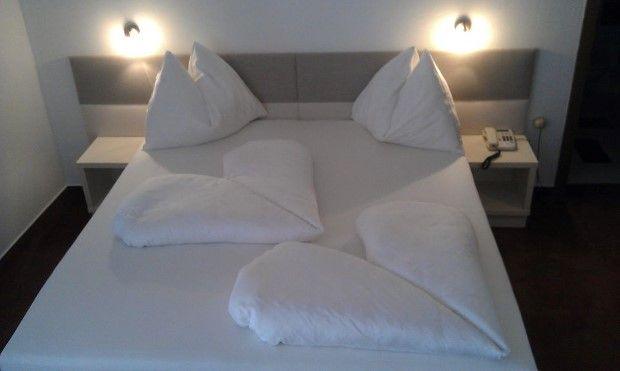 Perinove Origami 7 Herz Bett Kreativ Und Handtucher