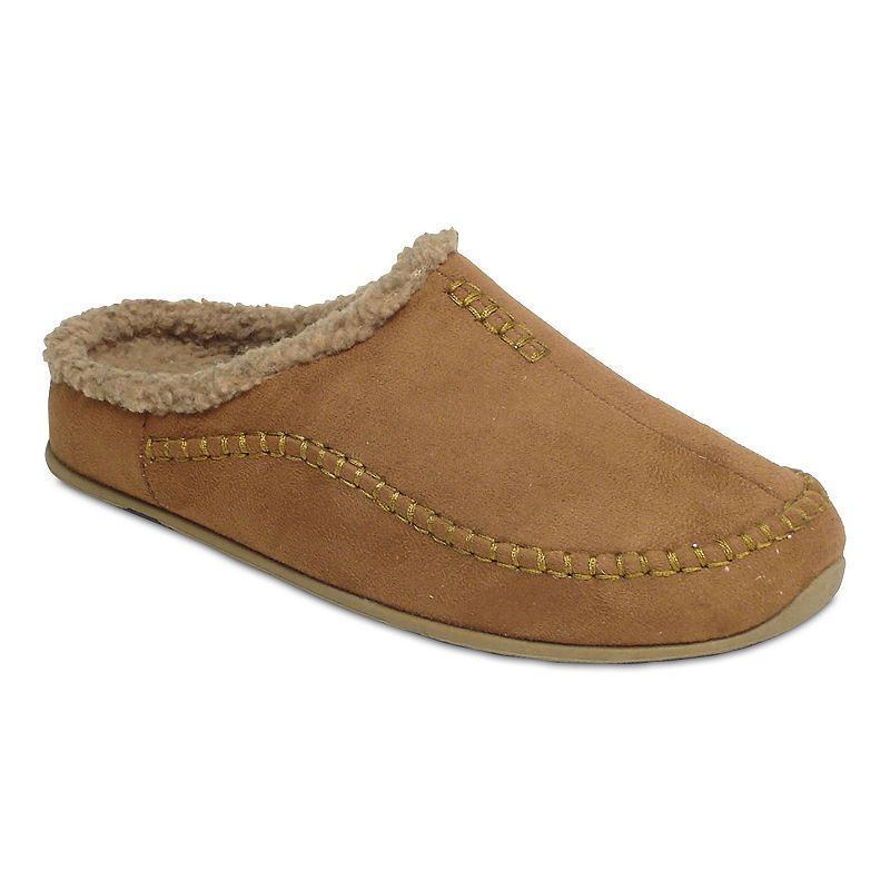 f003b11a672 Deer Stags Nordic Clog Slippers - Wide
