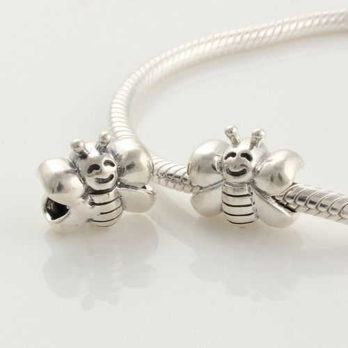 Sterling Silver Disney Bee Charms