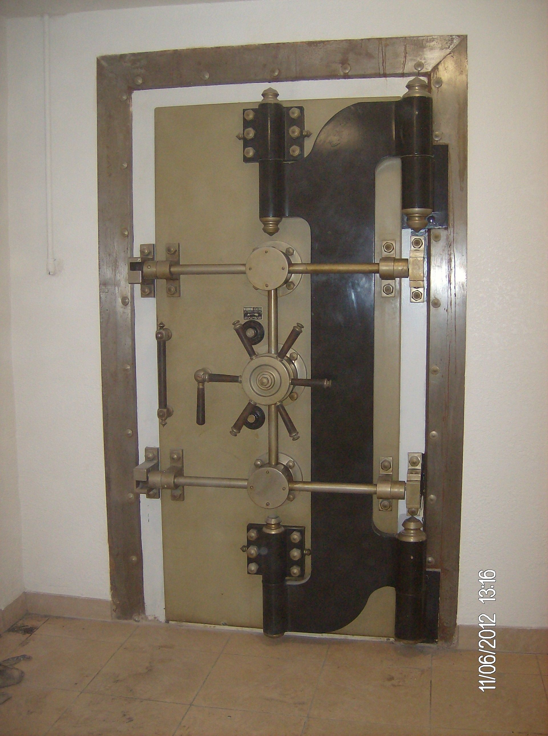 Safe and Vault services of no. ca.