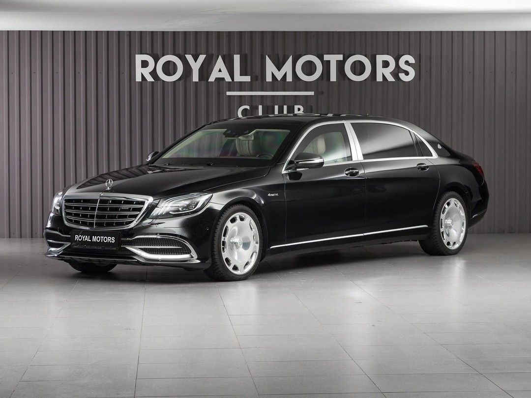 Mercedes Benz Maybach S Klasse 2018 Modifikaciya 560 4 0 At 469 L