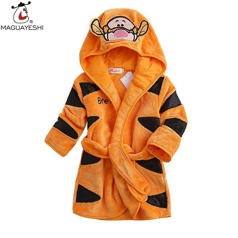 Custom Cartoon Robes for Children